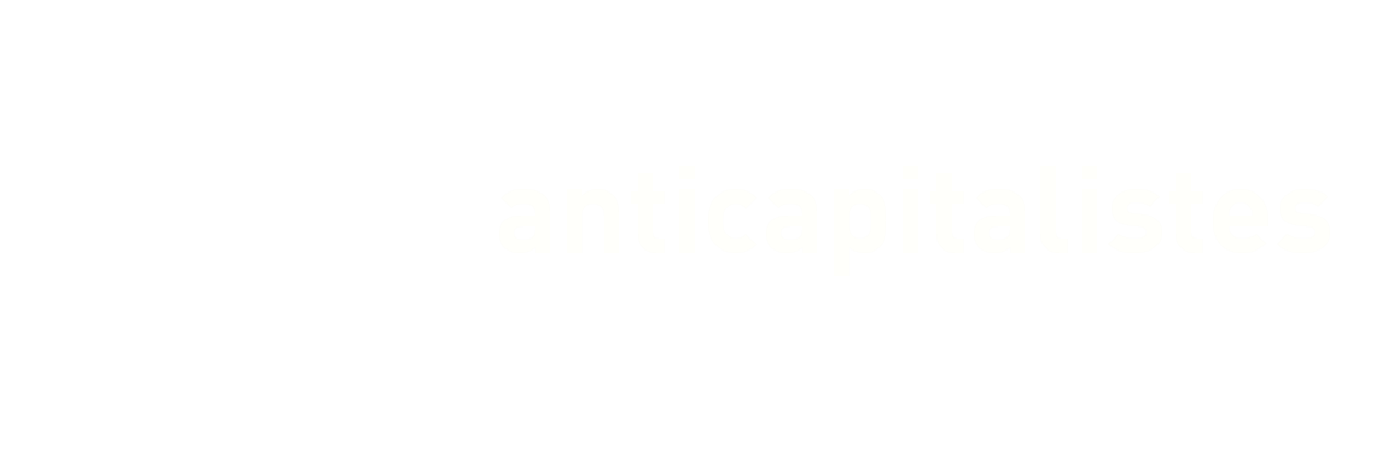 anticapitalistes